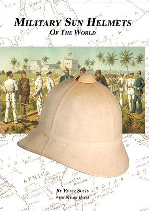 c012955ec4840 Military Sun Helmets of the World