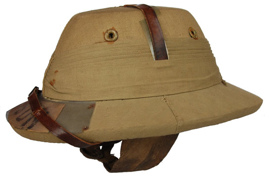 "The Type ""A"" Flying Helmet (Author's Collection)"