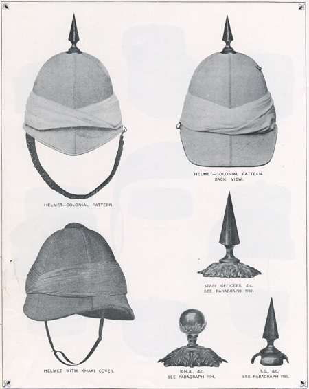 The sealed pattern as shown in the 1900 DRs.