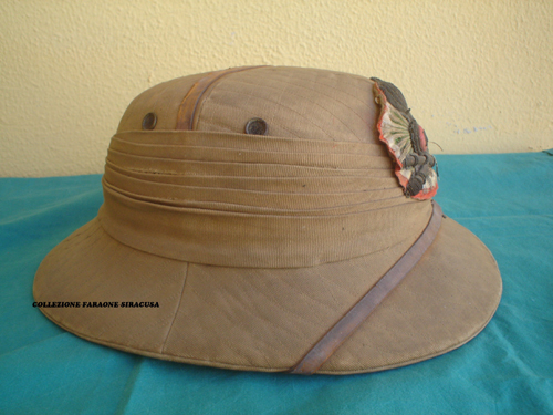 "An Italian ""Aden"" Helmet (Collection of Enzo Faraone)"