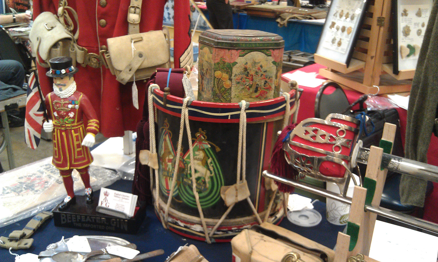Max Show 2012 Sun Helmets And Other Militaria Military