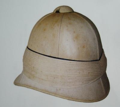 The helmet as described in Jones' catalogue.