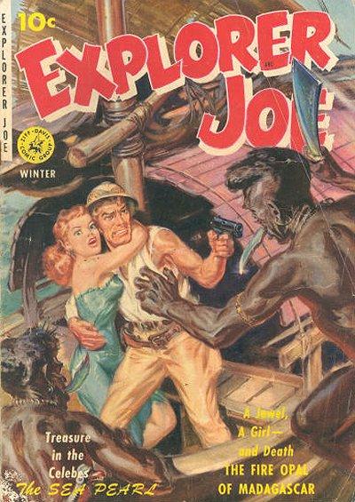 Explorer-Comics