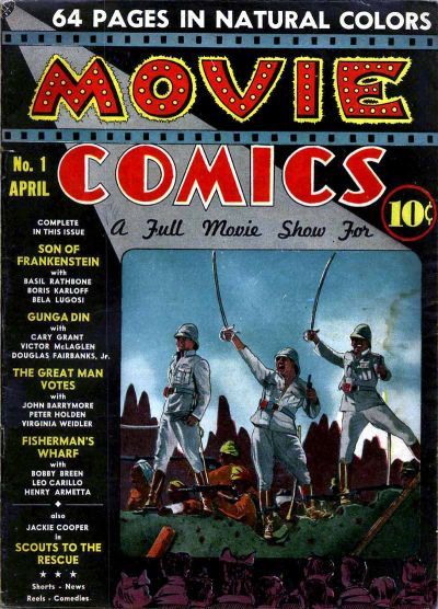 Movie-Comics