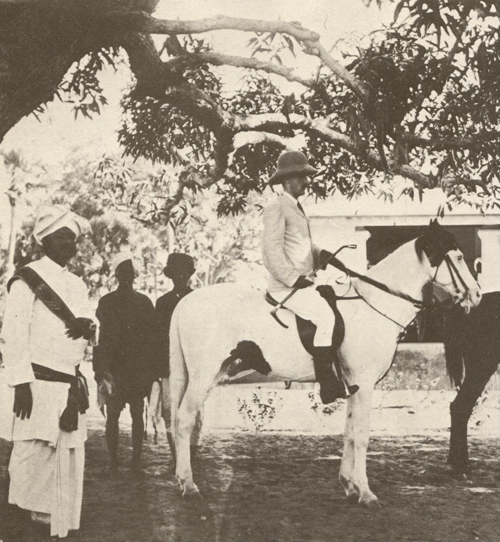 The Collector, Madras Presidency, c1905. 1