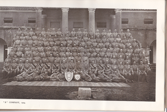 Bcoy 1924 (FJR 4 rows down, 2nd in from the right small