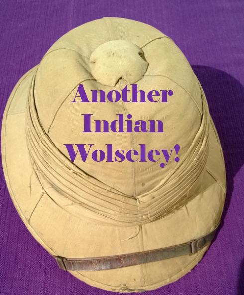 Pith Wolseley Title