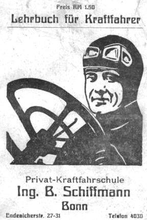 Figure 7. Undated, but pre-WWI German example